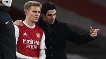 ¡Martin Ødegaard pasa reconocimiento médico con el Arsenal!