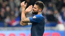 La gran oferta que prepara la Lazio por Olivier Giroud