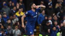 ¡Olivier Giroud quiere irse del Chelsea!
