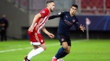 Liga de Campeones   El Manchester City tumba al Olympiakos y avanza a octavos