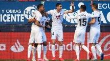 Liga | El Granada supera con claridad a Osasuna