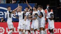 Liga   Gonçalo Guedes lidera al Valencia ante Osasuna