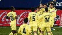 Liga | El Villarreal arrasa al Celta de Vigo
