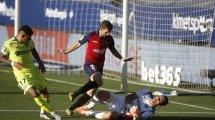 Liga | Combate nulo entre Osasuna y Getafe