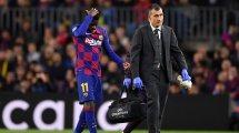 Ousmane Dembélé, nueva opción para el ataque de la Juventus