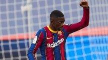 FC Barcelona | Dembélé y Neto vuelven a la convocatoria