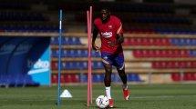 FC Barcelona | Las 2 vías del Manchester United para reclutar a Ousmane Dembélé