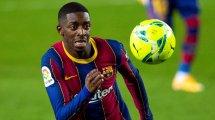 FC Barcelona | Un importante admirador para Ousmane Dembélé