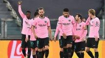 Liga de Campeones | El FC Barcelona se redime en Turín