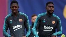 El FC Barcelona coloca 5 jugadores en el escaparate