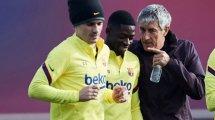 FC Barcelona   El Liverpool no se olvida de Ousmane Dembélé