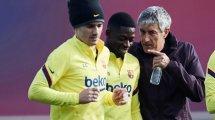 FC Barcelona | El futuro de Ousmane Dembélé no ofrece dudas