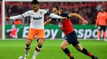 Dani Parejo se despide del Valencia