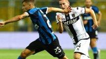 Serie A | Remontada del Inter de Milán en el feudo del Parma