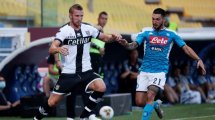 Serie A | El Parma noquea al Nápoles