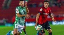 El Benfica estrecha el cerco sobre una pieza del Real Betis