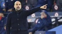 El Manchester City modifica sus planes ofensivos