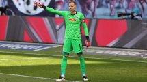 El RB Leipzig renueva a su portero