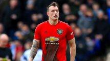 El Manchester United busca acomodo para 6 jugadores