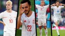 Los jugadores que han renacido en la Eurocopa