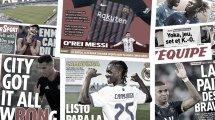 El FC Barcelona no deja a Dani Olmo, Camavinga acepta el reto