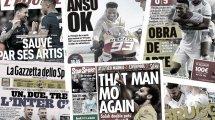 Suerte dispar para Real Madrid y Atlético en Champions, una joya del FC Barcelona en la agenda del Real Betis