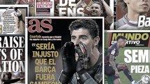 Ruptura total entre Ivan Rakitic y el FC Barcelona, a vueltas con el futuro de Ferran Torres