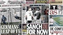 El Manchester United pospone el fichaje de Jadon Sancho, se dispara la competencia por Kang In Lee, ¿Luis Suárez, rumbo a la Serie A?