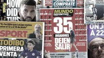 La primera venta del FC Barcelona, el Inter no se olvida de Cavani, Rubi mantiene la calma