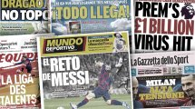 La Liga está de vuelta, Antoine Griezmann se marca un ambicioso reto, Ibrahimovic carga contra la directiva del AC Milan