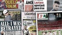 El nuevo esfuerzo de Lautaro por ir al FC Barcelona, el esperado regreso del fútbol