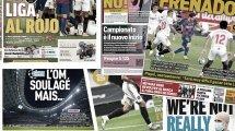 El brillante momento de Karim Benzema, frenazo del FC Barcelona