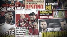 El Real Madrid se aferra a Vinícius, el mundo del fútbol rinde homenaje al Liverpool
