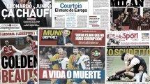 Zidane exige un último esfuerzo a sus jugadores, el primer fichaje del Real Betis, la Serie A sigue viva