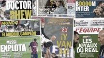 La 34ª Liga del Real Madrid, los 3 clubes españoles que pelean por Bouna Sarr,  el Valencia negocia la venta de Ferran Torres