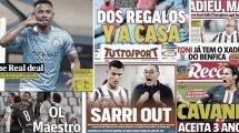 La ilusión del FC Barcelona, el futuro que espera a Edinson Cavani