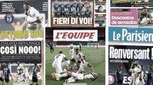 La locura de la Champions League, la afición del Valencia explota