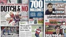 Marcelo se la juega, un nuevo medio en la órbita del Valencia, la Juventus no se olvida de Chiesa