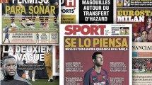 Dembélé recupera la ilusión, Cillessen condiciona los planes del Valencia, el mercado a bajo coste del Inter de Milán