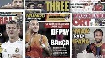 Toni Kroos tira de autocrítica, Memphis Depay se deja querer por el FC Barcelona, los 2 quebraderos de cabeza del Inter de Milán