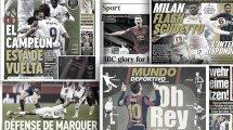 El Real Madrid recupera su crédito, el nuevo récord de Leo Messi, José Gayá aclara su futuro