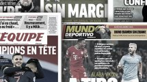 El Real Madrid en el alambre, el culebrón Ousmane Dembélé