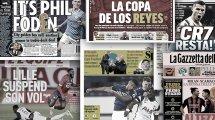 La Copa del Rey busca campeón, la decisión de Cristiano Ronaldo
