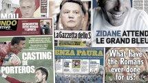 El FC Barcelona mantiene la calma con Messi, Zidane esperará a Francia, el Valencia ultima el fichaje de un central