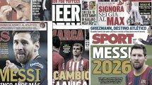 El PSG echa el resto para retener a Mbappé, a vueltas con el futuro de Jules Koundé, el Benfica se marca un objetivo en el Inter
