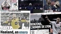 El FC Barcelona apuesta por la juventud, Abel Ruiz no descarta volver al Valencia, el Santiago Bernabéu ya luce nuevo césped