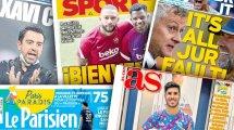 El estelar liderazgo de Karim Benzema, Ansu Fati al fin de vuelta