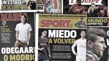 El triple movimiento del Real Madrid para reforzar su plantilla, el FC Barcelona da forma a una salida