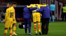 Las alternativas del FC Barcelona para Gerard Piqué