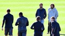 Juventus | Andrea Pirlo muestra sus preferencias para la delantera